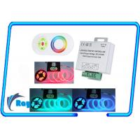 Wholesale IOS WiFi LED Controller for RGB LED Strips , 2 channel RF PWM led controller from china suppliers