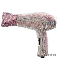 Wholesale Swarovski Crystal Hair Dryer-Hair Styling Tools from china suppliers