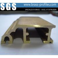Wholesale Anti Burglar Lock Profiles For Sliding Decorative Copper Material from china suppliers