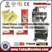 Quality machinery equipment,juice making and packaging machine,machines for jelly candy for sale
