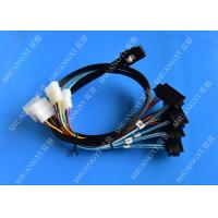 Wholesale Internal Mini-SAS to 4x Internal SAS Cable 1.6 Feet / 0.5m from china suppliers