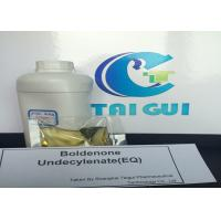 Wholesale High Pure Boldenone Undecylenate / EQ Ganabol Muscle Gaining Steroids from china suppliers