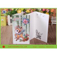 Wholesale Two Sided Printing Holiday Christmas Cards , Professional Happy Birthday Greeting Cards from china suppliers