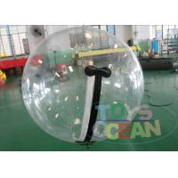 Wholesale Germany Zipper Clear Inflatable Water Walking Ball Strong 1mm PVC TPU For Adults from china suppliers