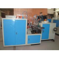 Buy cheap Customized KFC Ice Cream Paper Cup Glass Making Machine 380V 50Hz 2000 KG from wholesalers