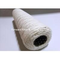 Wholesale PP / Punching Pipe Yarn String Wound Winding Industrial Filter Cartridge For Household Or Industrial Filtering from china suppliers