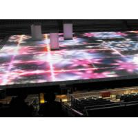 Wholesale Used Dance Floor LED Display P6.25 High Evenness Pixel Pitch Rental LED Screen from china suppliers