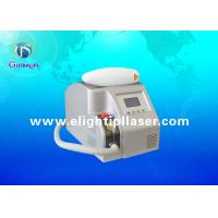 Wholesale Sapphire / Ruby Q Switched ND YAG Laser Tattoo Removal Machine 1400mj , 1064nm / 532nm from china suppliers