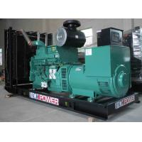 Wholesale 50Hz 6 Cylinder Cummins Diesel Generators , KTAA19-G6A from china suppliers
