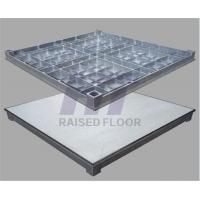 Quality Network Server Room Aluminium Raised Floor Perforated Anti - Wear for sale