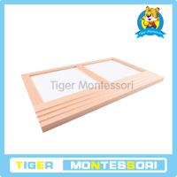 Wholesale Metal Inserts Tracing Tray from china suppliers