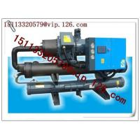 Wholesale China Water-cooled Central Water Chillers Manufacturer-one compressor-R134a from china suppliers