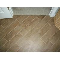 Wholesale porcelain tile wood grain brown from china suppliers