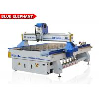 Wholesale ELE 1325 4 Axis CNC Woodworking Machine , wood cnc router 3d for door making from china suppliers