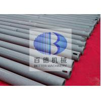 China Siliconized Silicon Carbide Rollers / Sisic Ceramic Rollers ISO 9001 Approved on sale