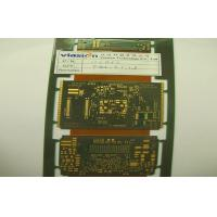 Wholesale Professional Computer Multilayer Rigid Flex PCB Printed Circuit Board , ENIG 12 Layer PCB from china suppliers