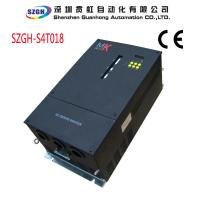 Wholesale I / Os RS422 TTL 18KW Spindle Servo Drive with Remote Communication Function from china suppliers