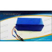 Wholesale LED Floodlight Rechargeable Lithium Batteries 11.1V 4000mAh With Overcharge Protection from china suppliers