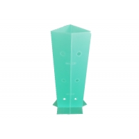 Buy cheap Welded Tree Guards SureFlute Rigid Protector UV Stable from wholesalers