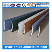 Buy cheap Powder Coating Aluminium Profile for Construction and Decoration from wholesalers