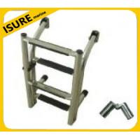 Wholesale Stainless Steel arthrosis Boat Boarding Telescoping Ladder from china suppliers