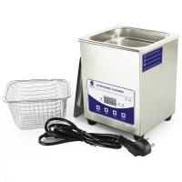 Wholesale Household Medical Dental Instrument High Frequency Ultrasonic Cleaner 2l Capacity from china suppliers