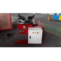 Wholesale 2000mm Welding Table For 10 Ton Rotary Welding Positioners With 5.5kw Tilt Motor from china suppliers