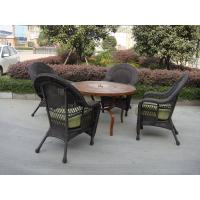 5pcs luxury America barbecue dining furniture