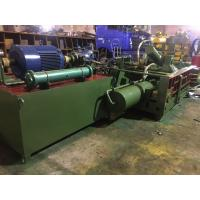 Quality Manual Valve Control Scrap Baler Machine / Hydraulic Scrap Baling Press Y81 - 200 for sale