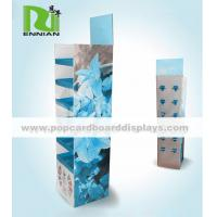 Wholesale Portable Recyclable cardboard floor display stand For Mineral Water Bottle from china suppliers