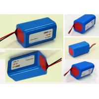 Wholesale 4S1P Robot Battery Pack 14.4V With Panasonic NCR18650 2900mAh Cells , UL IEC62133 from china suppliers
