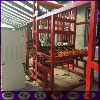 Quality 2000mm width deer fence weaving machine from China with low price for sale