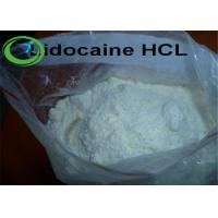 Wholesale Local Anesthetic Agents Lidocaine hydrochloride White Crytalline Powder from china suppliers