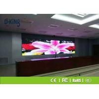 Wholesale HD P2.5 Digital LED Billboard signs indoor Full Color LED Screen 1R1G1B from china suppliers