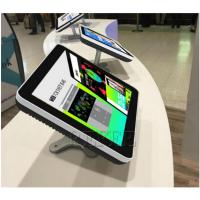 Wholesale Android Touch Screen Digital Retail Signage Advertising Player With Table Stand Bracket from china suppliers