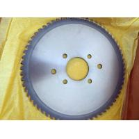 Quality TCT tungsten carbide circular saw blade for cutting stainless steel pipe for sale