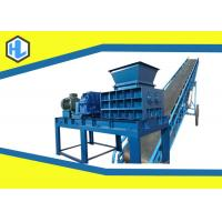 Wholesale Q235 Material Mini Troughed Belt Conveyor Machine 140m³ Per Hour Capacity from china suppliers