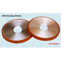 Wholesale Resin Bond CBN Grinding Wheels - CBGW01 from china suppliers