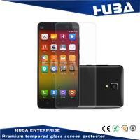 Wholesale Clear 0.33mm Tempered Glass hard screen protector High Transparency from china suppliers