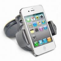 Wholesale Car Mount Holder for Apple's iPhone, Easily Attached and Sucked on Windshield from china suppliers