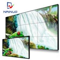 Wholesale Large Size DID Seamless LCD Display , 1.8mm Bezel Video Wall 3x3 from china suppliers