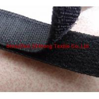 Buy cheap Weave elastic/flexible hook and loop nylon tidy wrap from wholesalers