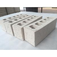 Wholesale Customized White Clay Hollow Blocks For Wall Building Construction 230 X 76 x 70 mm from china suppliers