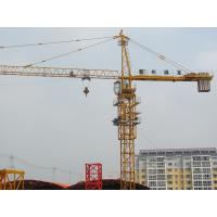 Wholesale 5 - 35 m/min Hoisting Speed Small Tower Cranes For Construction CE / ISO9001 from china suppliers
