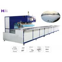 Wholesale 25KW PVC Tarpaulin Welding Machine 1T Pressure Movable type from china suppliers
