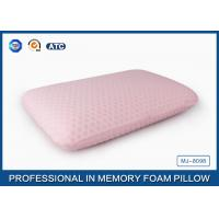 Wholesale 45D Bread Polyurethane Traditional Memory Foam Pillow With Washable Zippered Cover from china suppliers