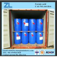 Wholesale Formic acid [64-18-6] 90% from china suppliers