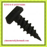 Wholesale Pan Farming Head Black Drywall Screw M6X13MM from china suppliers