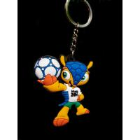 Buy cheap 3D perfect design high quality PVC key chain with yourself logo for advert from wholesalers