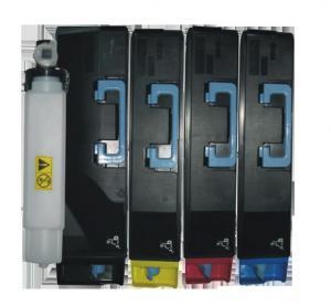 Wholesale TASKalfa 300 CI TK - 865 Kyocera Taskalfa Toner , 250 CI Photocopier Toner cartridge from china suppliers